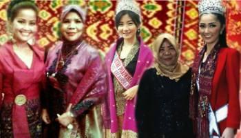 Maslina Yazid The Inspiring Woman itu Lestarikan Cual Bangka Belitung