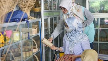 Masuk Pasar Internasional, Produk Nipah Tingkatkan Ekonomi Masyarakat