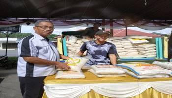 Masyarakat Antusias Belanja di Pasar Murah, Bawang Putih Hanya Rp 10 Ribu