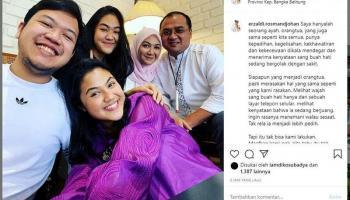 Masyarakat Berikan Dukungan dan Doa dalam Unggahan Instagram Gubernur Erzaldi