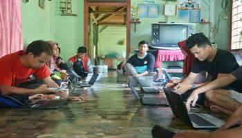 Mau Tahu Sejarah Situs Kerajaan Sriwijaya, Buka Saja Website Buatan Mahasiswa Ini