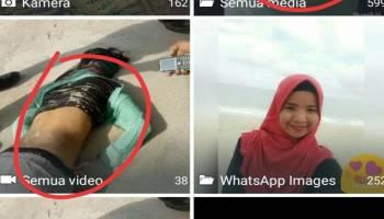 Mayat Perempuan yang Ditemukan di Bibir Pantai Alew Koba, Nurmaela