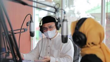 Melalui Siaran Radio, Gubernur Erzaldi Ingatkan Pesan Penting Ini