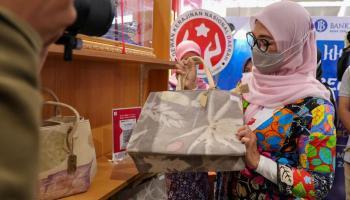 Melati Erzaldi Ajak Masyarakat Gunakan Produk Buatan Indonesia
