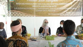 Melati Erzaldi Ajak Persiapkan Beltim Menjadi Center of Entrepreneurship