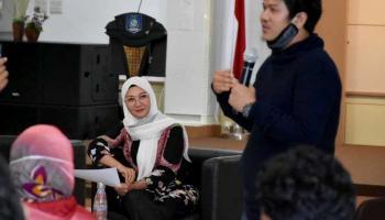 """Melati Erzaldi Cetuskan """"Kamis Sinergis"""" Bagi Volunteer dan Pelaku UMKM"""