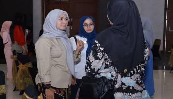 Melati Erzaldi Pastikan Persiapan Workshop e-Smart IKM Berjalan Lancar