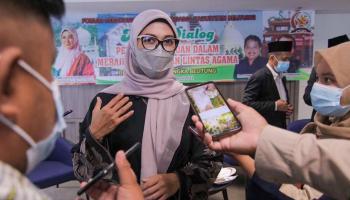 Melati Erzaldi: Pentingnya Peran Perempuan Dalam Kerukunan Umat Beragama