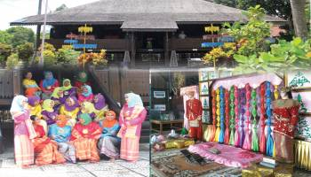 Melihat Indentitas Melayu Di Rumah Adat Belitung