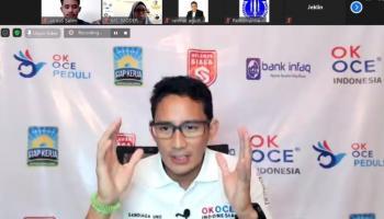 HIMAMA UBB Gelar Webinar Nasional Bersama Sandiaga Uno