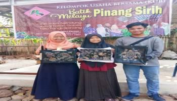 Mempopulerkan Keindahan Bawah Laut Pulau Bangka Melalui Batik Tulis