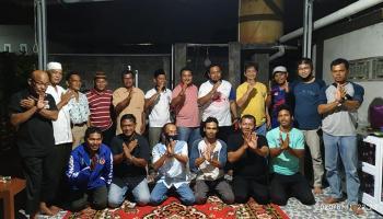 Mendra Kurniawan Pimpin Perguruan Persilatan Pulau Kelapa Periode 2020 - 2024