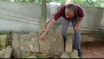 Menelusuri Jejak Peradaban Islam di Bangka Selatan (3);Mengapa Disebut Makam Jati Sari?