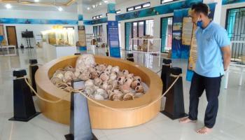 Menelusuri Sejarah Jalur Rempah Hingga Dinasti Cina di Galeri Maritim Belitung Timur