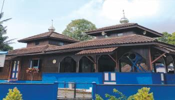 Menengok Masjid Sijuk, Masjid Tertua di Bangka Belitung