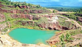 Mengenal Geopark Belitung