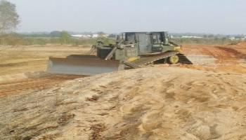 Mengenal Lebih Dekat Sirkuit Kartar Air Bara yang Dibangun Pemuda Desa Setempat