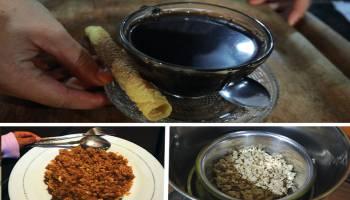 Mengenal Makanan khas Belitong di Warkop 1001