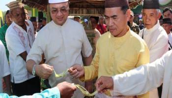 Mengenal Tradisi Pesta Kampung Suku Ketapik di Desa Kacung