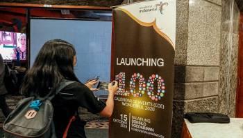 Menpar Arief Yahya Tegaskan Perlu Tiga Hal Untuk Tingkatkan Kualitas Calender of Event 2020