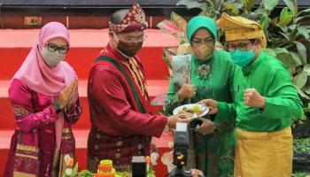 Menteri Abdul Halim Iskandar Siap Jadi Saksi Babel Semakin Maju