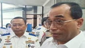 Menteri Perhubungan RI Positif Kena Virus Corona, Menhub Dapat Nomor Pasien 76