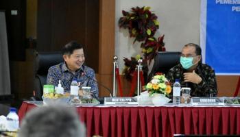 Menteri Suharso Pastikan Program Nasional di Babel Berjalan Baik