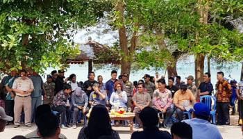 Menteri Susi Minta Nelayan Beltim Tidak Cemaskan Tambang