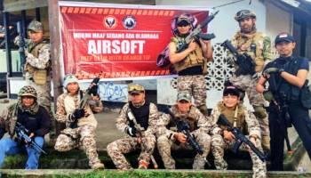 Menumbing Airsoft Division Hobi Perang-perangan yang Bisa Jadi Atlet