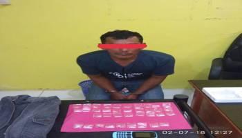 Menyamar Jadi Pembeli, Polisi Ringkus Pengedar Narkoba