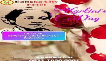 Meriahkan Hari Kartini, Bangka City Hotel Gelar Promo Menarik