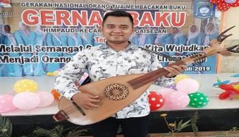 Meriahkan HUT ke-74 RI, Kecamatan Sungai Selan Gelar Pesta Rakyat