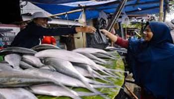 Meski Daerah Kepulauan, Ikan Jadi Penyumbang Inflasi Tertinggi di Babel