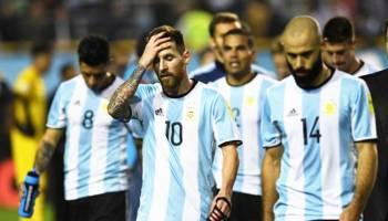 Messi Gagal Pinalti, Argentina Ditahan Islandia 1-1