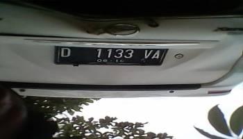 Mobil dari Bandung Alami Kecelakaan Hingga Terbalik