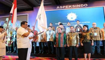 Moeldoko Lantik Ibnu Saleh Sebagai Wakil Ketua Umum Aspekindo