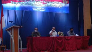 Molen Ajak SPSI Untuk Menciptakan Market di Kota Pangkalpinang