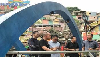 Molen Ingin 'Kampung Pelangi' Ada di Kota Beribu Senyuman