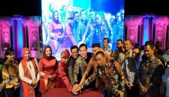 Molen Resmi Deklarasikan Pangkalpinang sebagai Kota Beribu Senyuman