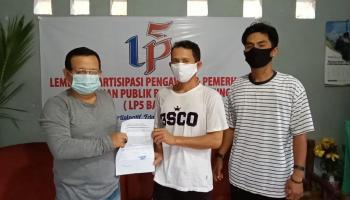MPK Desa Romadhon Lapor ke LP5 Babel, Mengeluhkan Keperdulian Perkebunan Sawit PT ALSS