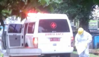 Ketua MUI Bangka Diisolasi di Pangkalpinang, Setelah Diketahui Hasil Rapid Test Positif