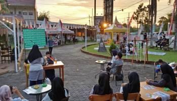 Munir Meriahkan Kampung Ramadhan