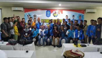 Musda KNPI Bangka XV, Ismir Racmaddinianto Resmi Terpilih Sebagai Ketua KNPI Bangka Periode 2019-2022