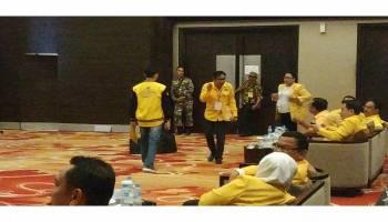 Musda V DPD Golkar Ricuh, Pimpinan Sidang Skorsing Hingga Situasi Kondusif