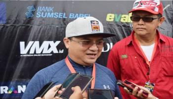 MXGP 2018 Berjalan Sukses, Gubernur Babel Ucapkan Terima Kasih