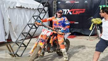 MXGP 2018 Pangkalpinang: Tercepat di Kualifikasi, Herlings Pimpin Start Terdepan