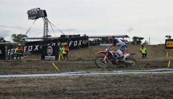 MXGP 2018 Pangkalpinang: Vlaanderen Calvin Rajai Race 2 MX 2