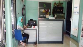 Nabung di Bank Papin, Lingkungan Bersih Dapat Untung