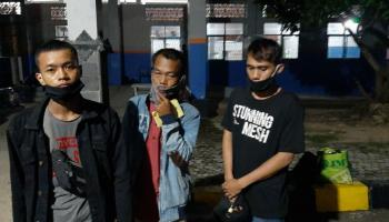 Nekat Menyeberang Melalui Pelabuhan Tanjung Kalian, Tiga Penumpang Gelap Terciduk