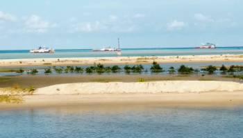 Nelayan Lingkungan Nelayan I dan II Keluhkan Aktivitas KIP di Depan Alur Muara Nelayan